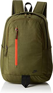 Nike All Access Soleday Backpack for Unisex (Green BA5532)