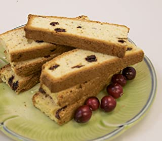 Irene's Bakery All Natural Fat Free Cranberry Biscotti