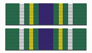 Military Vet Shop US Army Korea Defense Service Medal Window Bumper Sticker Decal 3.8