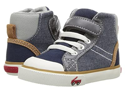 See Kai Run Kids Dane (Toddler/Little Kid) (Chambray Multi) Boy