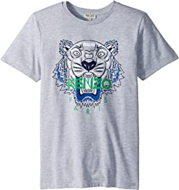 Kenzo Kids Tee Shirt Classic Tiger (Big Kids)