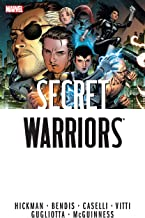 Secret Warriors: The Complete Collection Vol. 1: The Complete Collection Volume 1 (Secret Warriors (2008-2011))