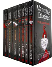 Vampire Diaries Complete Collection 7 Books Set by L. J. Smith (The Awakening 4 Books & The Return 3 Books)