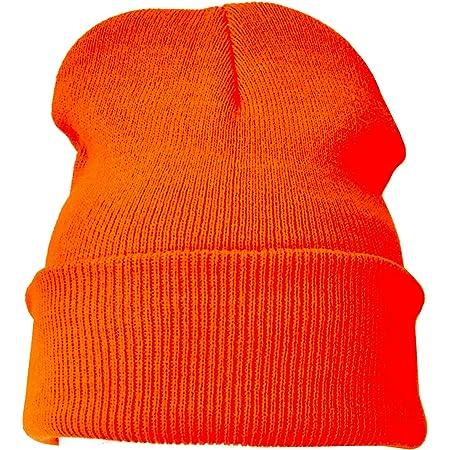 Beanie Hat Plain Soft Comfortable Casual for Men Women Warm Knitted Winter Woolly Skully Ski Headwear
