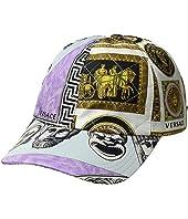 Versace - Roman Mask Print Cap
