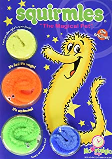 Nowstalgic Toys Squirmles World of 4 Magical Pets