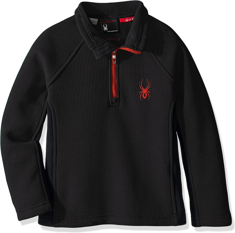 Spyder Boys Outbound Mid WT Stryke Fleece Shirt
