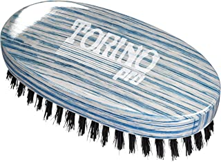 Torino Pro Wave Brushes By Brush King #33- Medium Hard Oval Palm Brush - Great for wolfing - For 360 waves