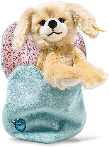 Sin impuestos Steiff 077043Kelly perro en corazón corazón corazón bolsa, rubio  muchas concesiones