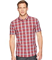 Short Sleeve Shirt with Chest Pockets W519U1B