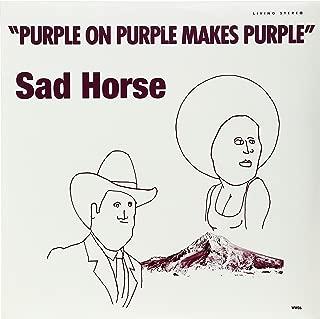Purple on Purple Makes Purple