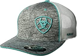 Ariat - Embroidered Shield Flexfit Cap