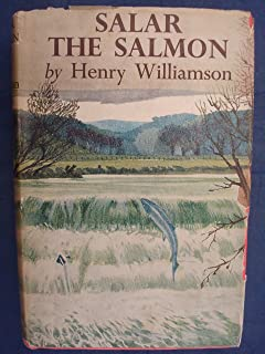 Salar the salmon / by Henry Williamson