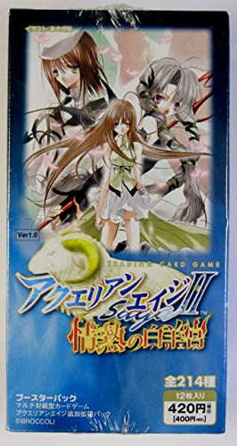 Aries booster BOX of passion Aquarian Age saga (japan import)