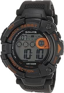 Ocean Series II Digital Grey Dial Men's Watch -NH77010PP04