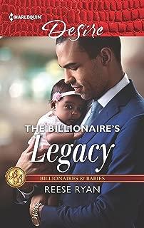 The Billionaire's Legacy (Billionaires and Babies Book 2618)