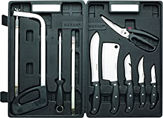 Maxam Game Processing Set, for Field Dressing Deer and...