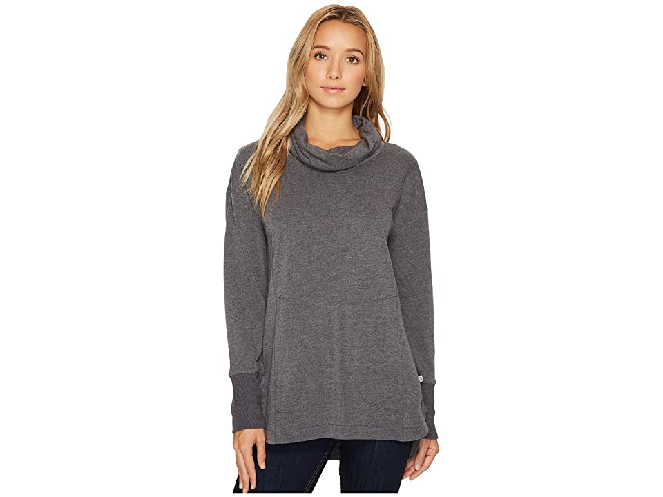 Royal Robbins Channel Island Pullover (Charcoal) Women