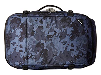 Pacsafe Vibe 40 Anti-Theft 40L Carry-On Backpack (Grey Camo) Backpack Bags