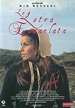 La Letra Escarlata [DVD]