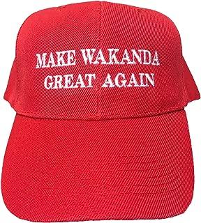 iApparel Make Wakanda Great Again Cap