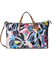 Tommy Hilfiger - Julia Retro Floral Nylon Weekender