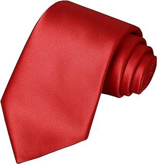 پسران KissTies گردن ساتن کراوات برای نوجوانان جعبه هدیه کراوات