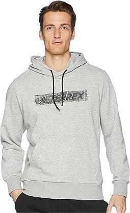 adidas Outdoor Logo Hoodie