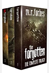 The Forgotten: The Complete Trilogy (M.R. Forbes Box Sets) Kindle Edition
