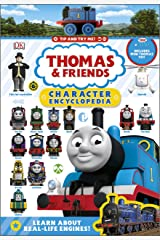 Thomas & Friends Character Encyclopedia: With Thomas Mini toy Hardcover