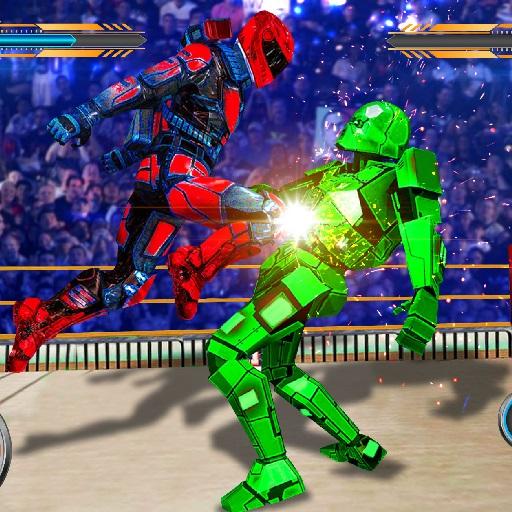 Real Robot Ring Battle 2020 : Robot Fighting Games