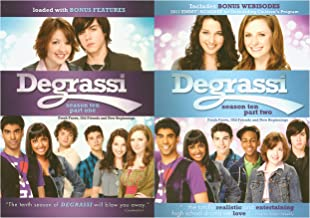 Degrassi: The Next Generation: Season 10 (Part 1 and 2)