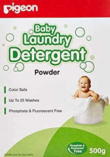 Pigeon Laundry Detergent Powder, 500g, M988, Pack of 1