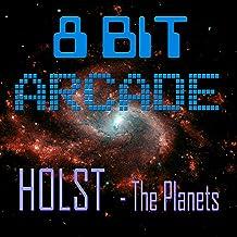 Holst - The Planets (Opus 32, 8 Bit Emulation)