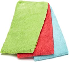 DII Juicy Bright Pastel Terry Microfiber Towel (Set of 3)
