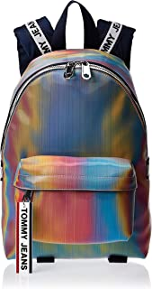 Tommy Hilfiger Backpack for Women-Rainbow Holo