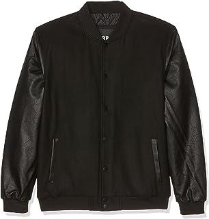 Urban Classics Oldschool College Jacket Cappotto Uomo