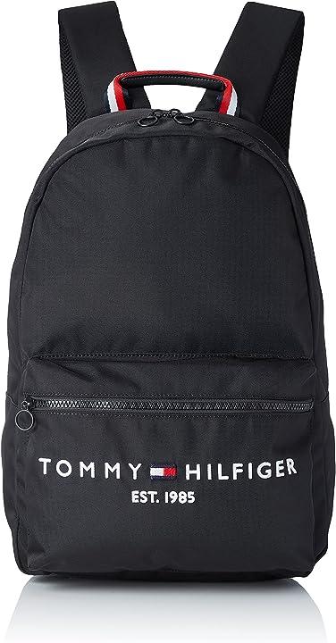 Zaino tommy hilfiger th established backpack zaino uomo m AM0AM07546
