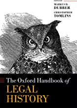 The Oxford Handbook of Legal History (Oxford Handbooks) (English Edition)