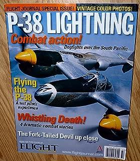 Flight Journal - Summer 2003 - P-38 Lightning (P-38 Combat Action, Whistling Death, The Fork Tailed Devil up Close)