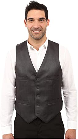 Slim Fit Separate Vest