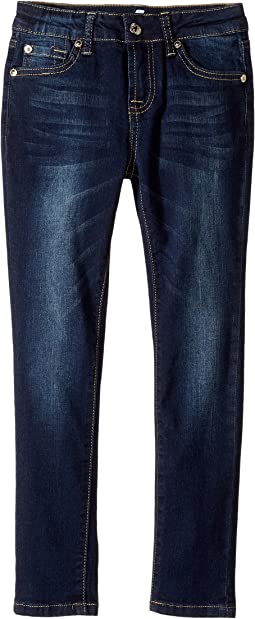 7 For All Mankind Kids - The Skinny Jean in Santiago Canyon (Little Kids)