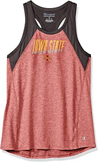 NCAA Iowa State Cyclones Womens NCAA Women's School Spirit Tank Top Teechampion NCAA Women's School Spirit Tank Top Tee, T...