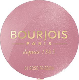 Bourjois Little Round Pot Blusher Blusher 54 Rose Frisson
