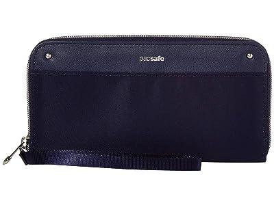 Pacsafe RFIDsafe Continental Wallet (Nightfall) Handbags