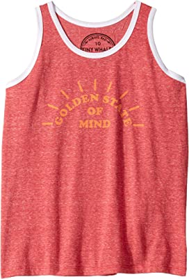 76a5d425 Golden State Tank Top (Infant/Toddler/Little Kids/Big Kids). Tiny Whales.  Golden State ...