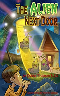 Books for Kids: The Alien Next Door (English Edition)