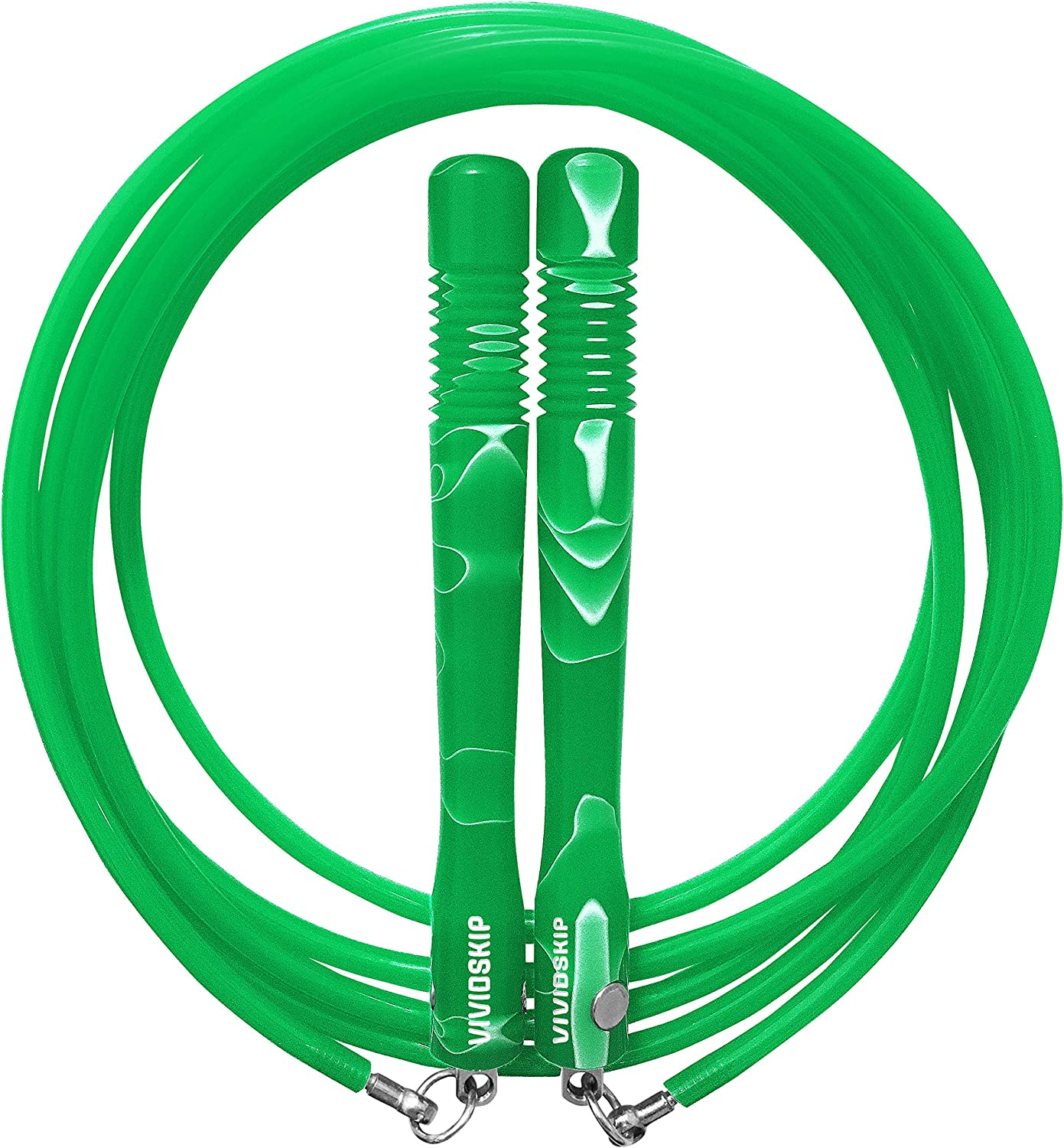 VividSkip Jump Rope - 1 2 Outlet SALE HIIT Boxing LB Free shipping anywhere in the nation Contoured Cardio