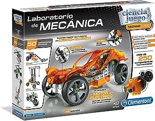 Clementoni - Laboratorio de mecánica, Motor eléctrico (55125.5)