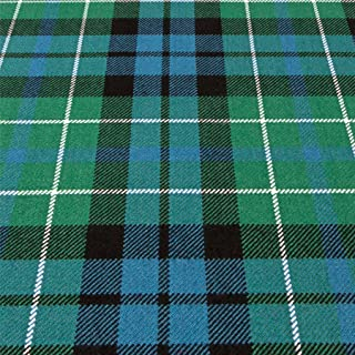 iLuv 16oz Fabric Material MacNeil of Colonsay Ancient Tartan Heavy Weight 1 Metre